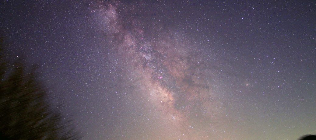 日本一の星空